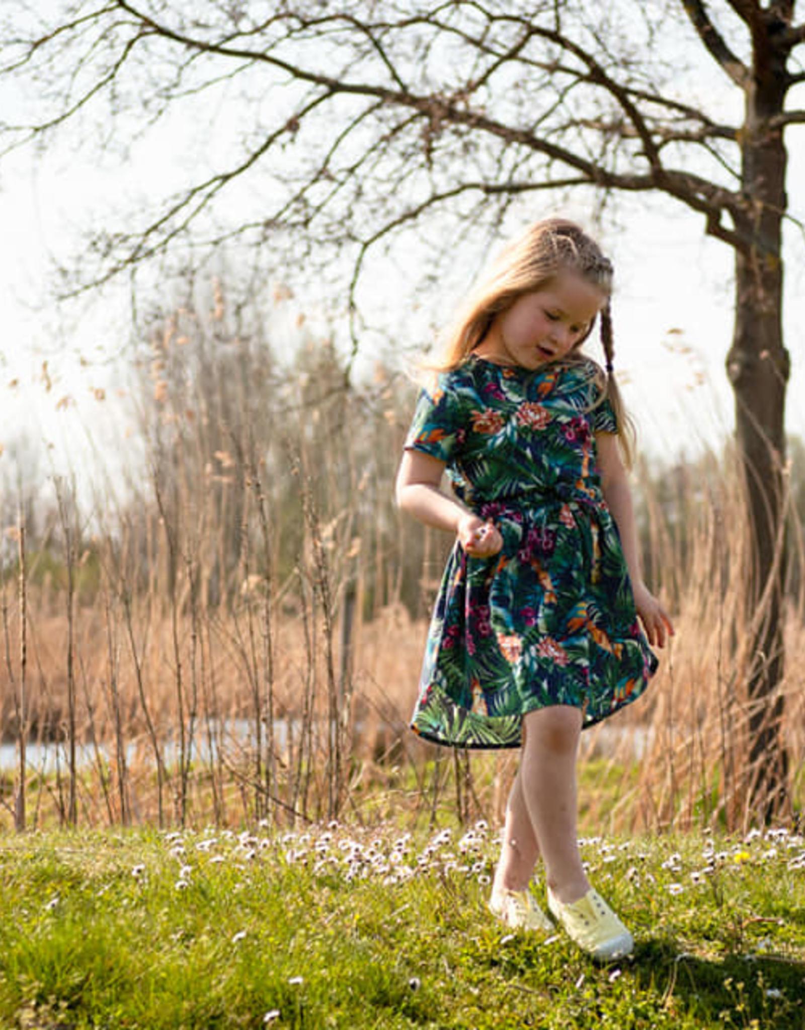 Bel'etoile Patroon - Lotus Dress