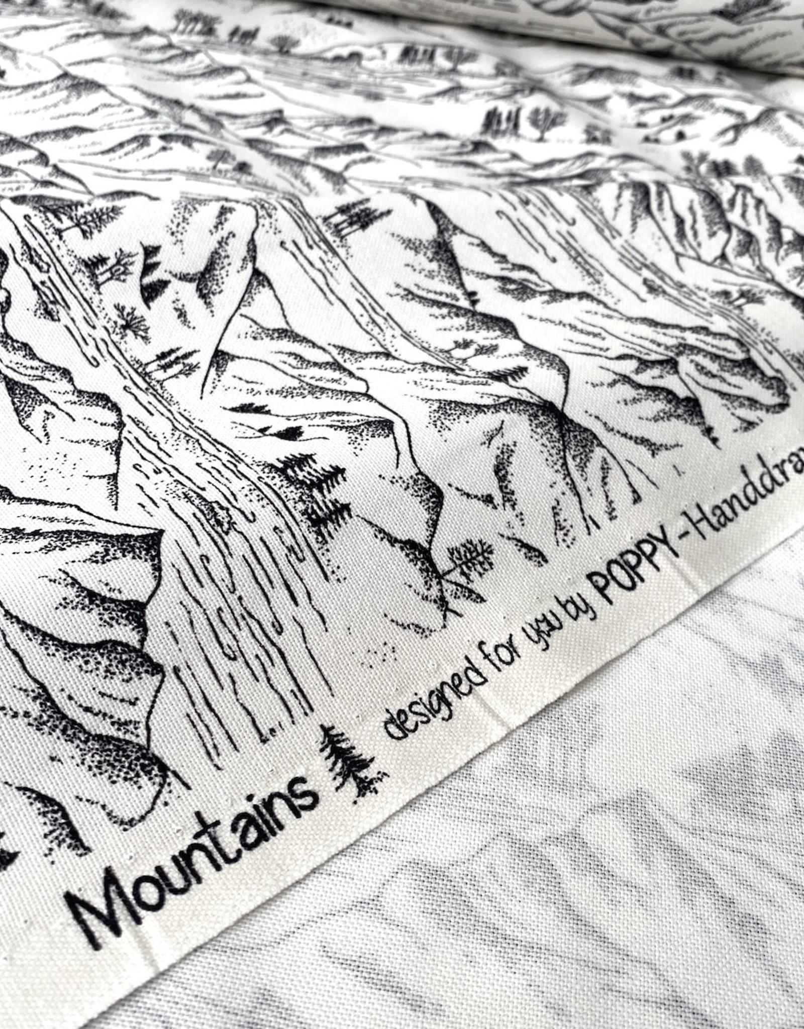 Canvas - Mountains