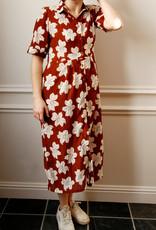 iris may patterns Patroon - May Belle Jurk - Dames