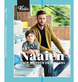 Bookzine - LMV- Naaien voor mannen en jongens