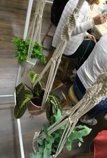 Workshop - Macramé plantenhanger - 4 augustus