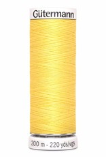 Gütermann Allesnaaigaren 200m - Popcorn Yellow