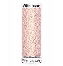 Gütermann Allesnaaigaren 200m - Primrose Pink