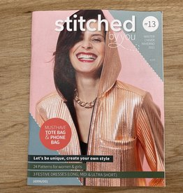 Magazine - Stitched By You - Herfst /winter 2021