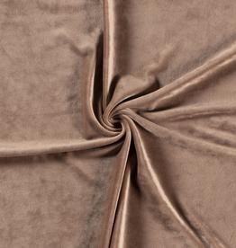 Homewear Velours - Camel