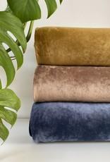 Homewear Velours - Warm Oker