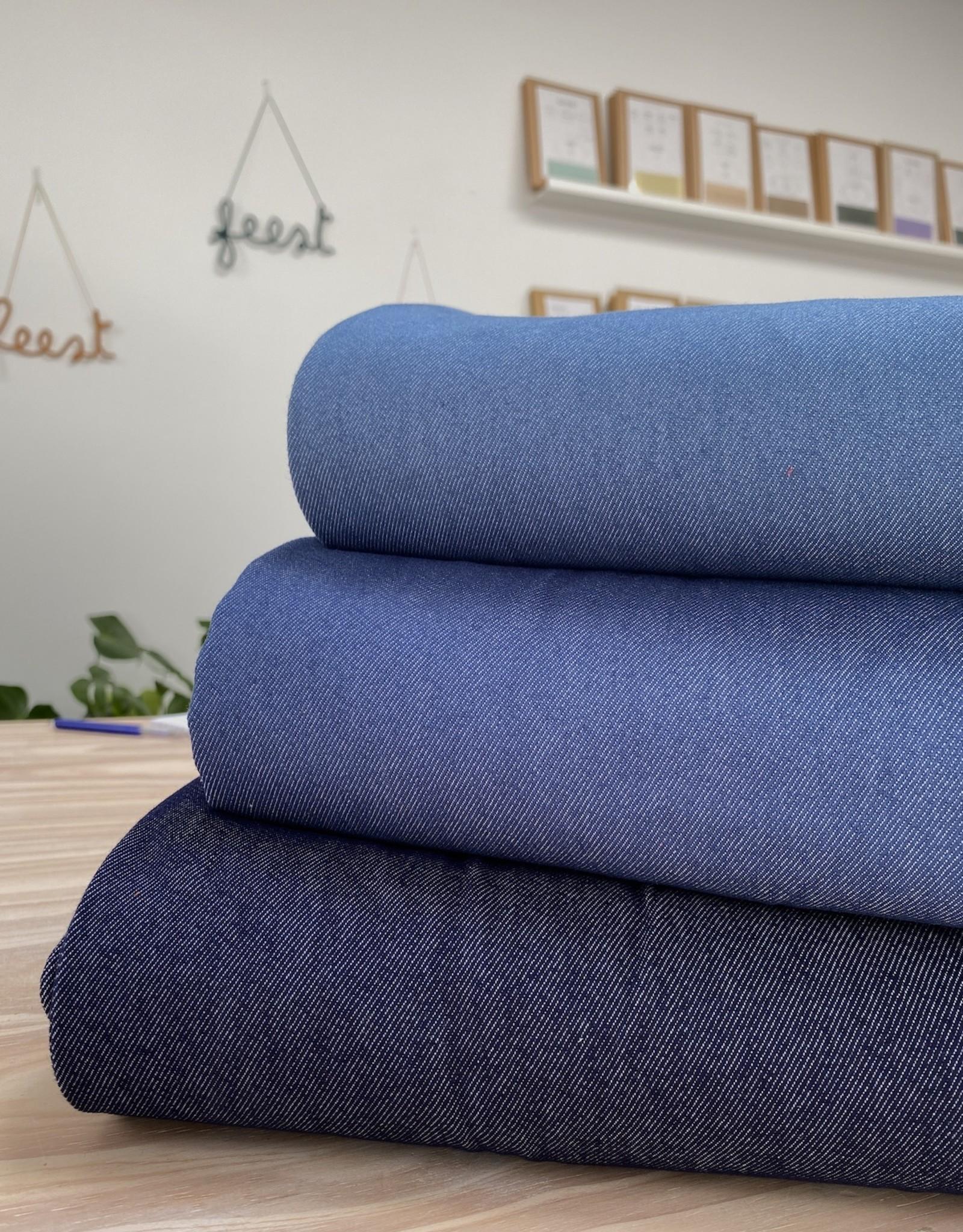 Jeans - Medium Blauw