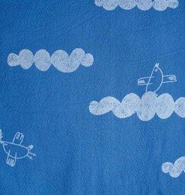 Katia Fabrics Rustic Katoen – Peace Maker Sky