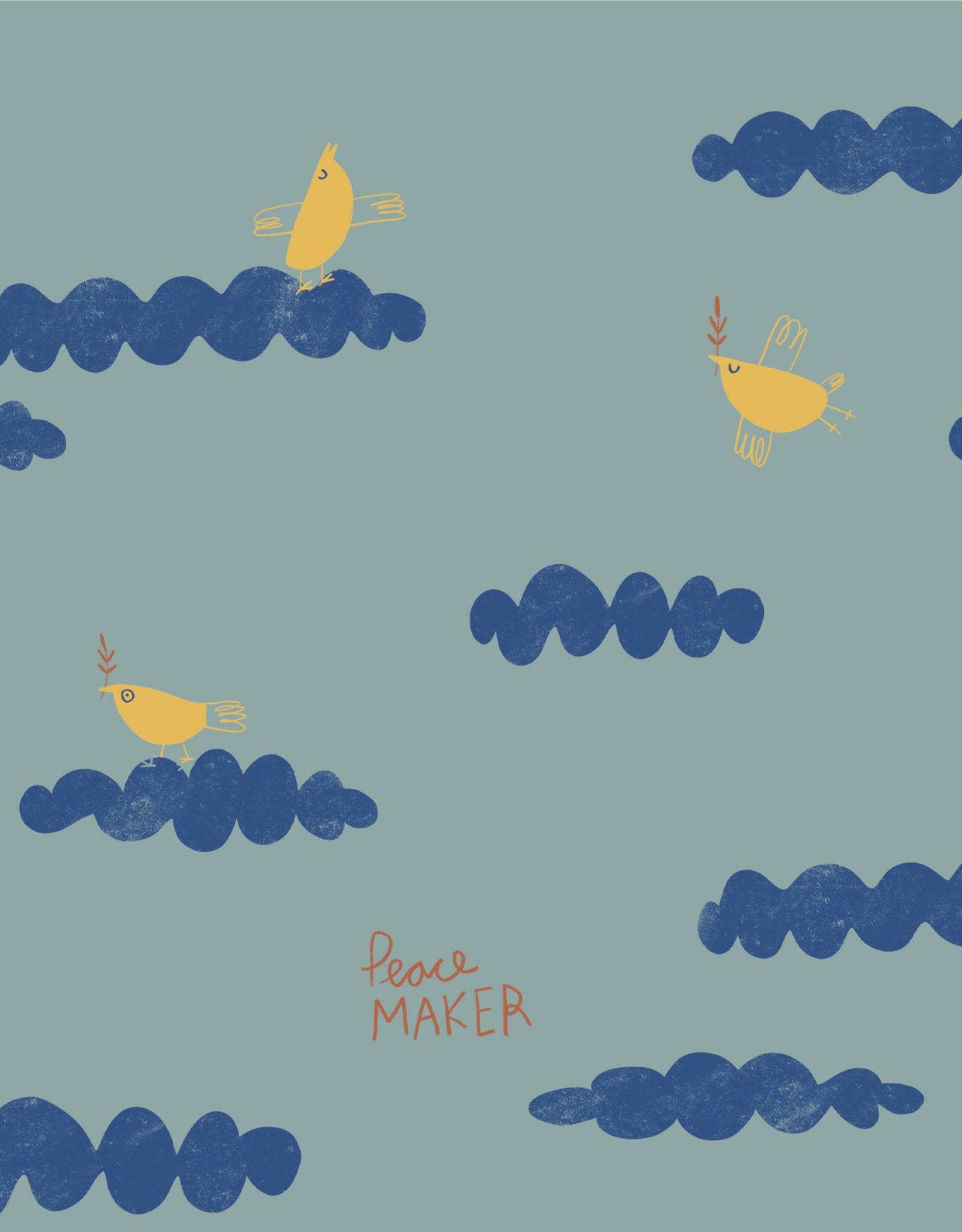 Katia Fabrics Tricot - Peace Maker Birds