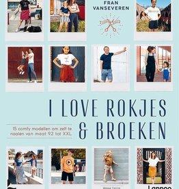 Lannoo Boek - I Love Rokjes & Broeken