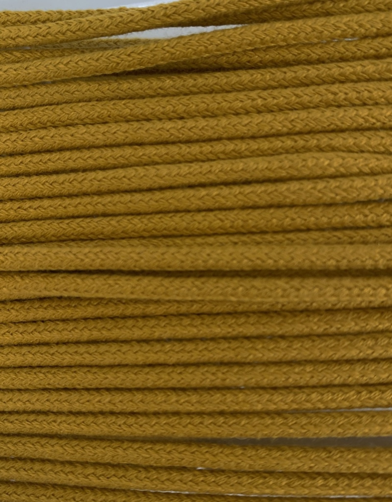 Koord Katoen - Oker geel