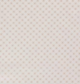 Katoen - Ster - Crème