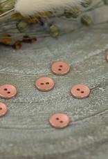 Knoop - Textuur - Rosé Koper - 11mm