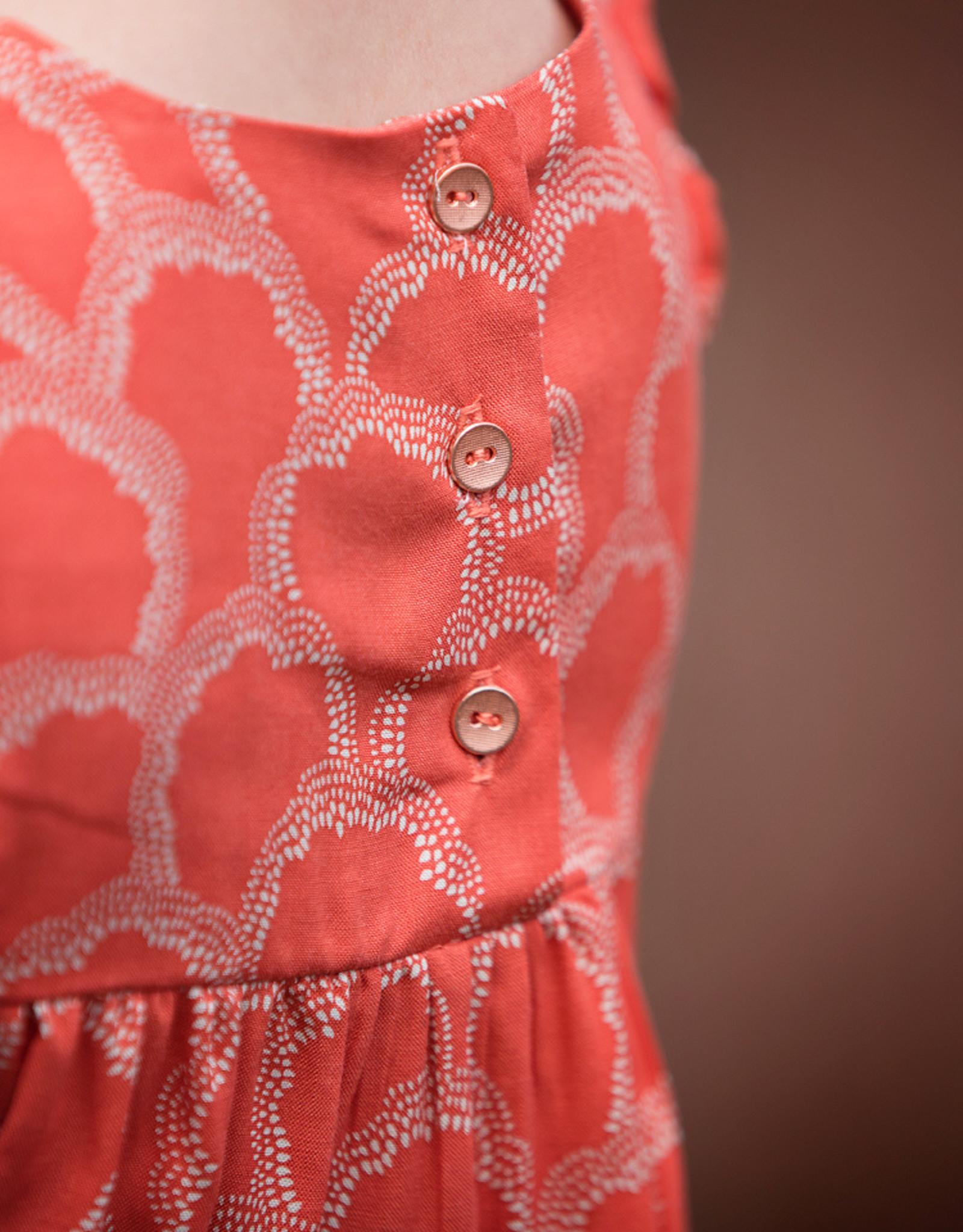 Knoop - Textuur - Rosé Koper - 10mm