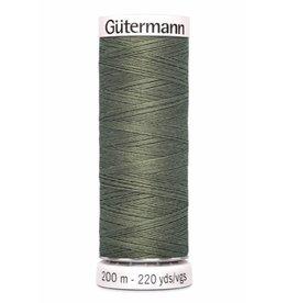 Gütermann Allesnaaigaren 200m - Khaki - Kleur 824