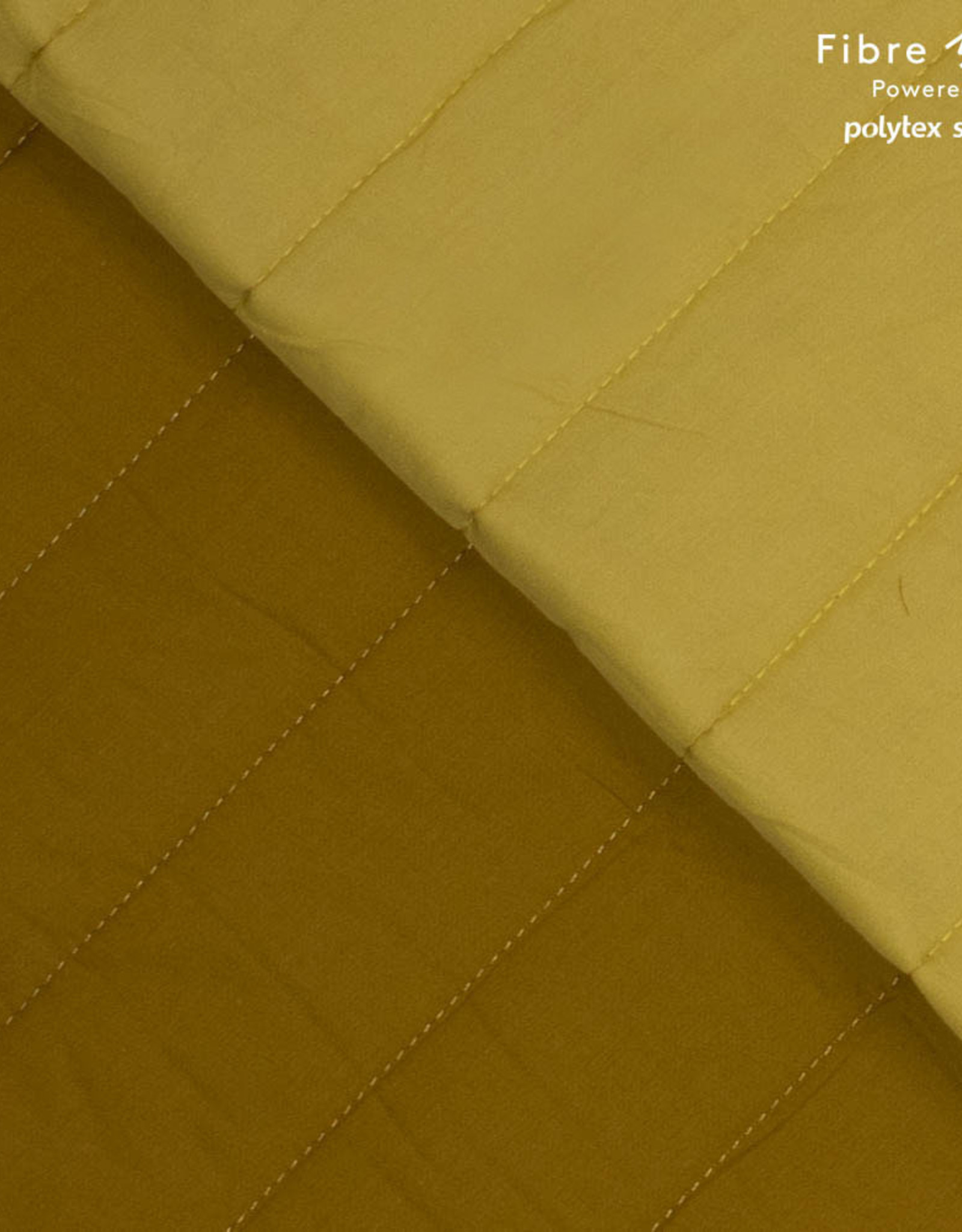 Fibre Mood Quilted - Dried Tobacco