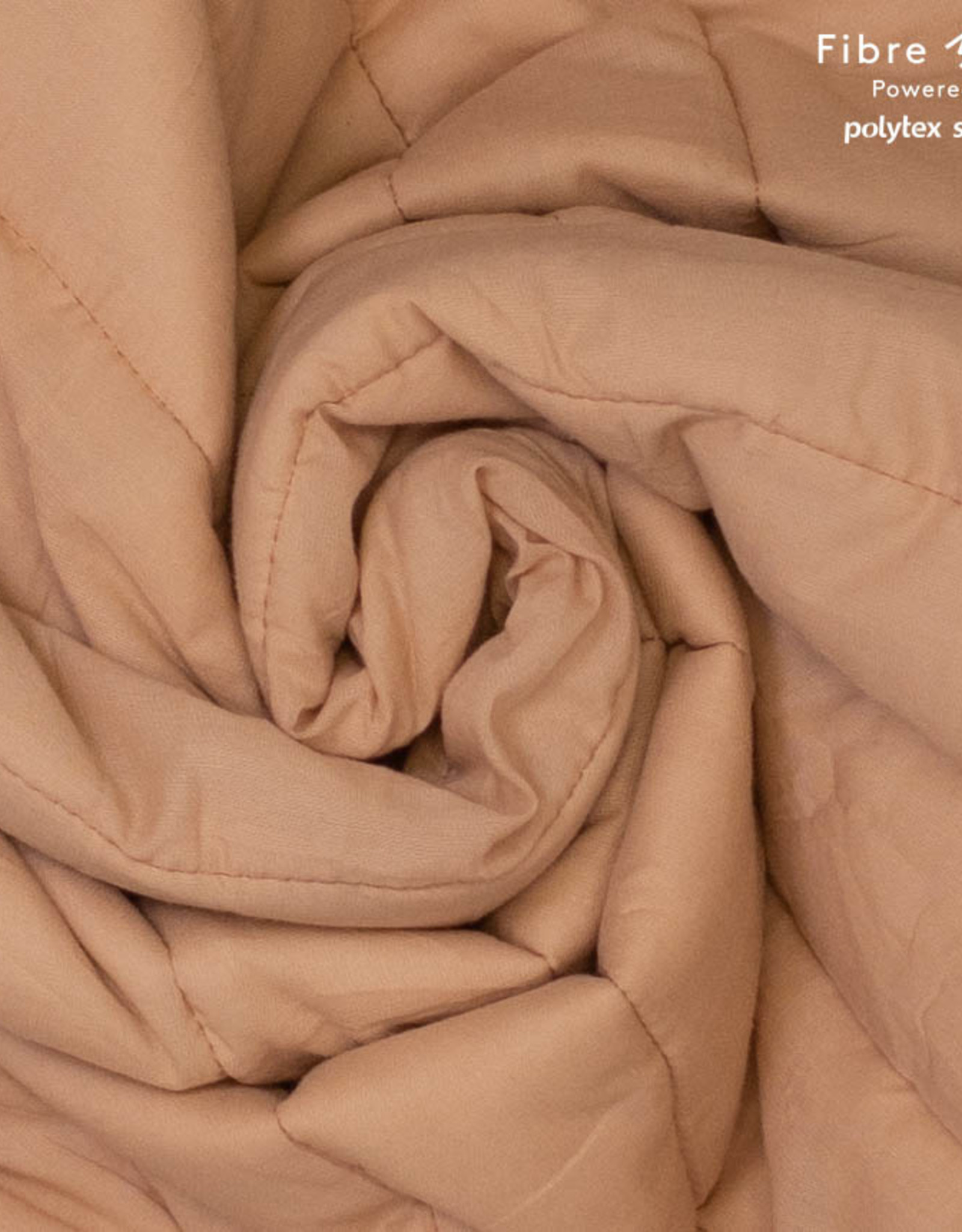 Fibre Mood Quilted - Toasted Almond