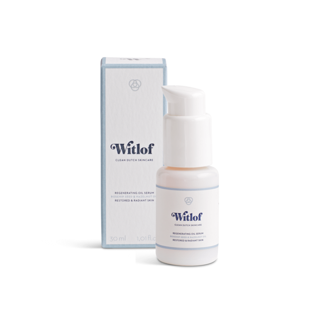 Witlof Regenerating Oil Serum