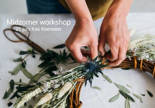 Workshop Blomsterkrans