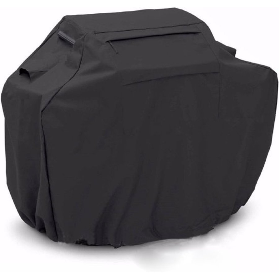 XL Barbecue Beschermhoes Universeel - 150 x 61 x 122 cm - Barbecue hoes - Afdekhoes BBQ – Grill Cover - Zwart