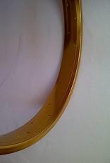 """alloy rim DW65, 26"""", golden anodized"""