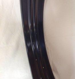 "alloy rim DWW100, 24"", black anodized"