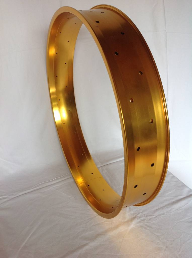 "alloy rim DW100, 26"", golden anodized"