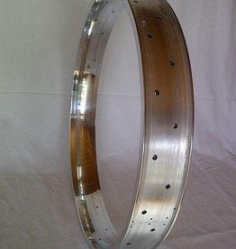 """alloy rim DW65, 24"""", polished"""
