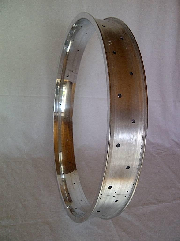 """alloy rim DW65, 26"""", polished"""