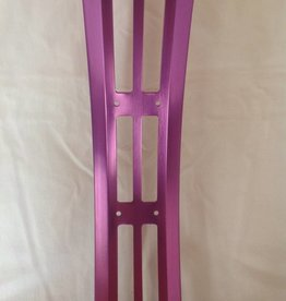 "cut-out rim RM80, 26"", purple anodized, 32 spoke holes"