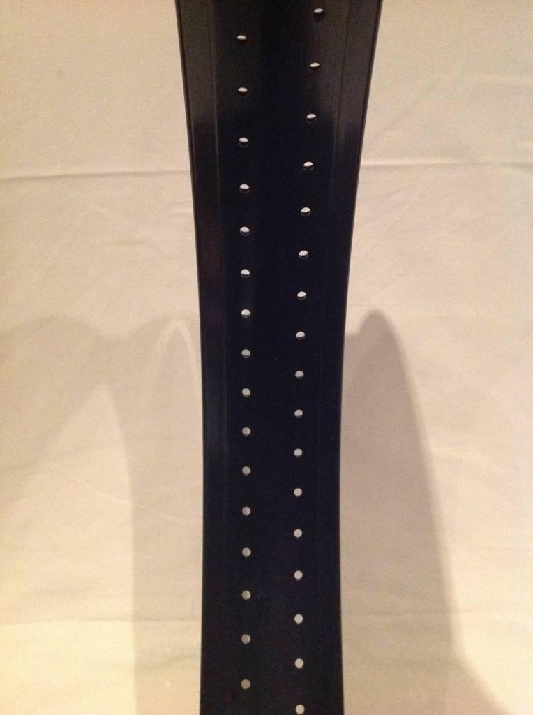 """alloy rim DW80, 26"""", black anodized, 144 spoke holes"""