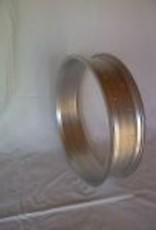 """alloy rim RM100, 20"""", silver (matt) anodized, with faults, 36 holes"""