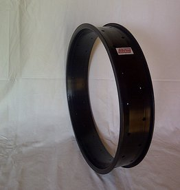 "alloy rim DW80, 20"", black anodized"