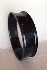 "alloy rim RM130, 24"", black anodized"