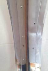 """alloy rim DW100, 24"""", polished"""