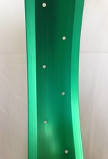 "alloy rim RM80, 26"", green anodized"