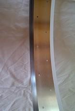 """alloy rim RM80, 26"""", silver (bright) anodized"""