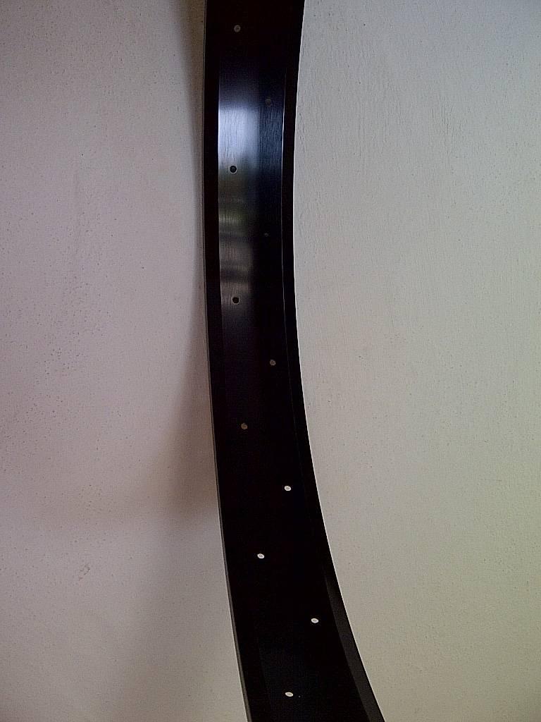 "Alufelge RM65, 26"", schwarz eloxiert"