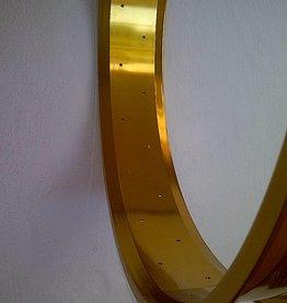"""alloy rim RM100, 26"""", golden anodized"""