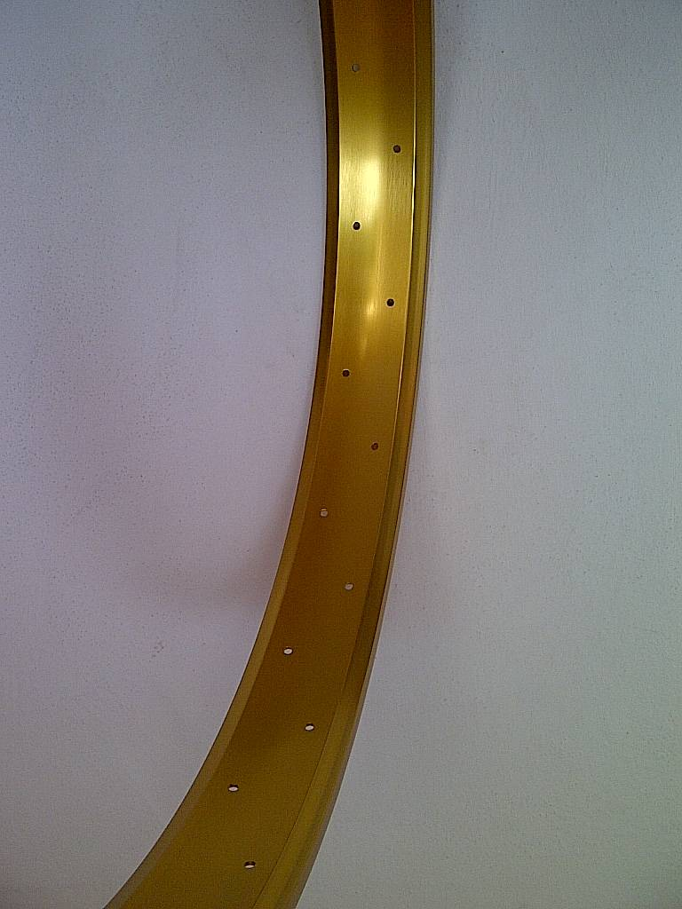 "alloy rim RM65, 26"", golden anodized"