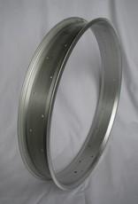 "alloy rim RM80, 24"", silver (matt) anodized"