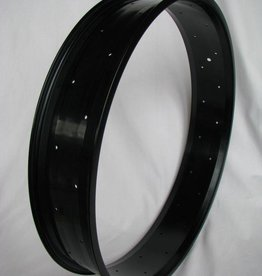 "alloy rim RM100, 24"", black anodized"