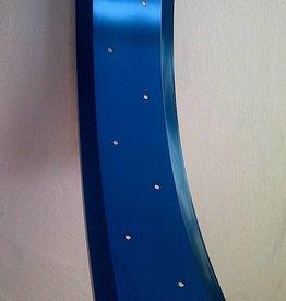 """alloy rim RM100, 24"""", blue anodized"""