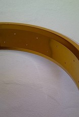 "alloy rim RM100, 24"", golden anodized"