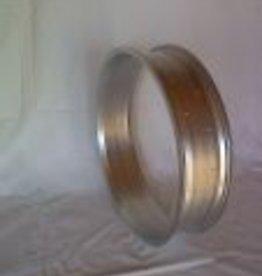 "alloy rim RM100, 20"", silver (matt) anodized"