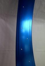 """alloy rim DW80, 24"""", blue anodized"""