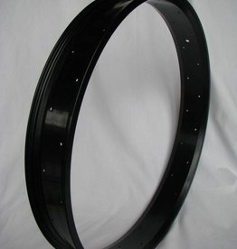 """alloy rim RM80, 26"""", black anodized, 32h"""