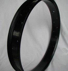 """Alufelge RM80, 26"""", schwarz eloxiert, 32 Loch"""