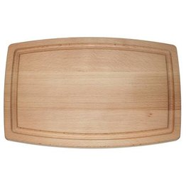 Houten broodplank, 36 x 23 x 2,5 cm