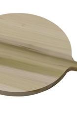 Unieke serveerplank met greep Ø39 x 2,5 cm